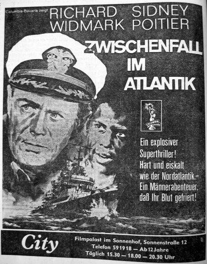 Zwischenfall im Atlantik
